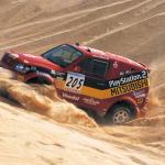 2001 Mitsubishi Pajero Dakar 01