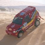 2001 Mitsubishi Pajero Dakar 02