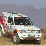 2002 Mitsubishi Pajero Dakar 01