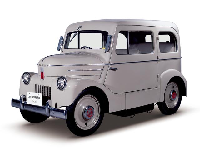 Tama Electric Car E4S-47-1