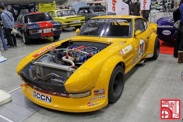 Events Nos2days 2011 Part 02 Japanese Nostalgic Car