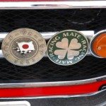 Racing Mate badge