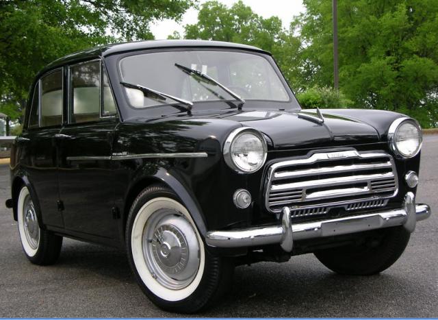 1959 Datsun 1000 210