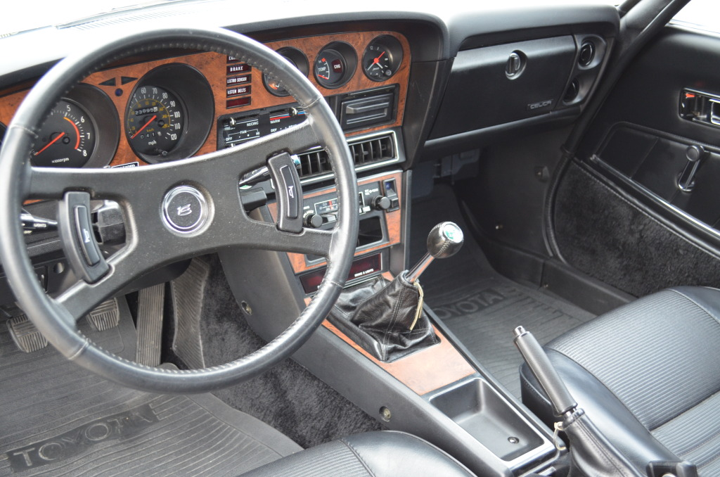 Kidney Anyone 24 000 Mile 1977 Toyota Celica For 19 000