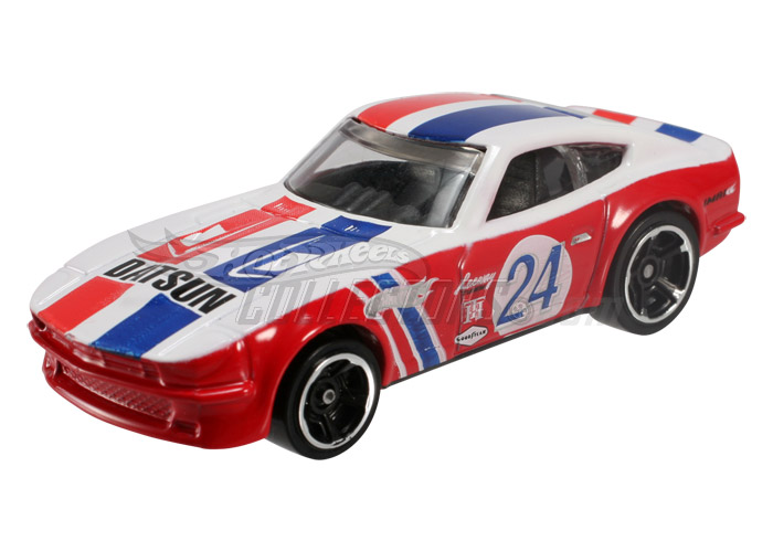Hot Wheels Datsun 240Z Treasure Hunt 01