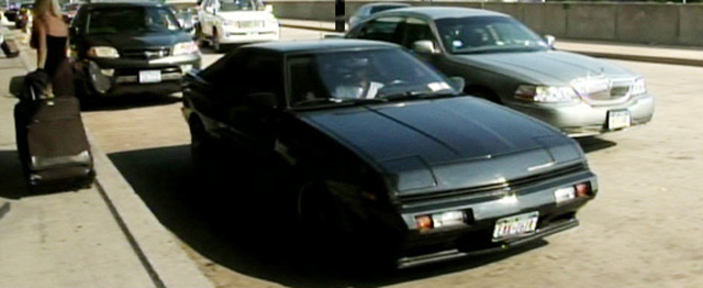 photo of Adrien Brody Corvette ZO6, Chrysler Conquest - car