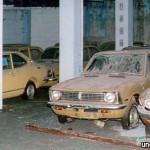 Cyprus UN Buffer Zone Toyota Corolla TE27