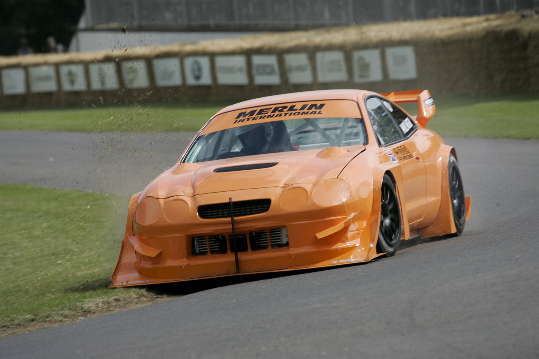 850hp Toyota Celica Is Fastest Hill Climber at 2011 Goodwood