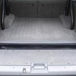 1985 Toyota 4Runner SR5 cargo area