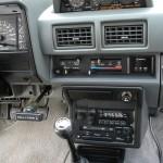 1985 Toyota 4Runner SR5 dash