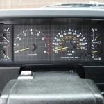 1985 Toyota 4Runner SR5 instruments