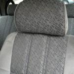 1985 Toyota 4Runner SR5 upholstery
