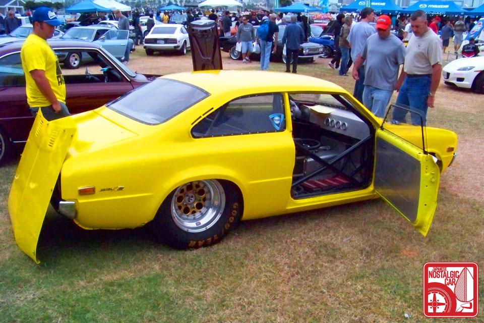 EVENTS: 2011 Japanese Classic Car Show Part 07, Race ...