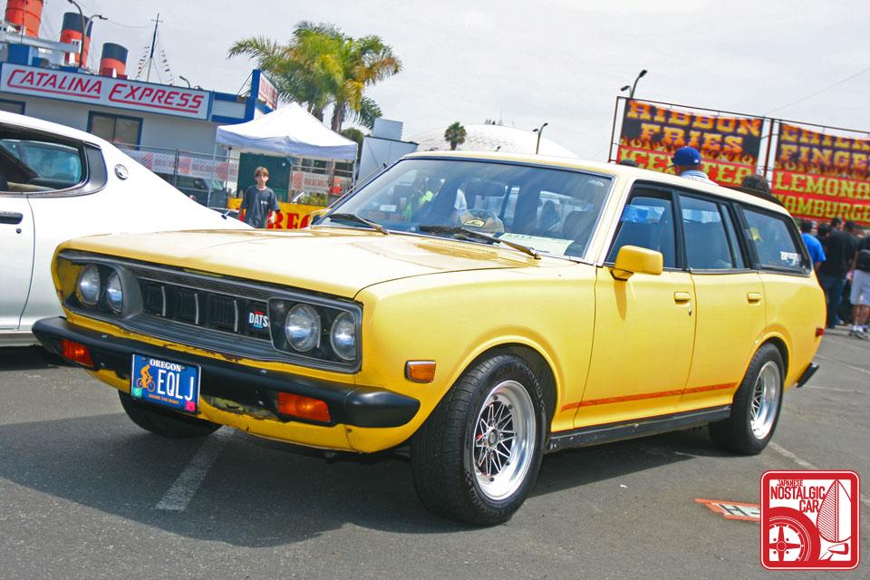 JCCS2011-501dan_NissanBluebird_Datsun610