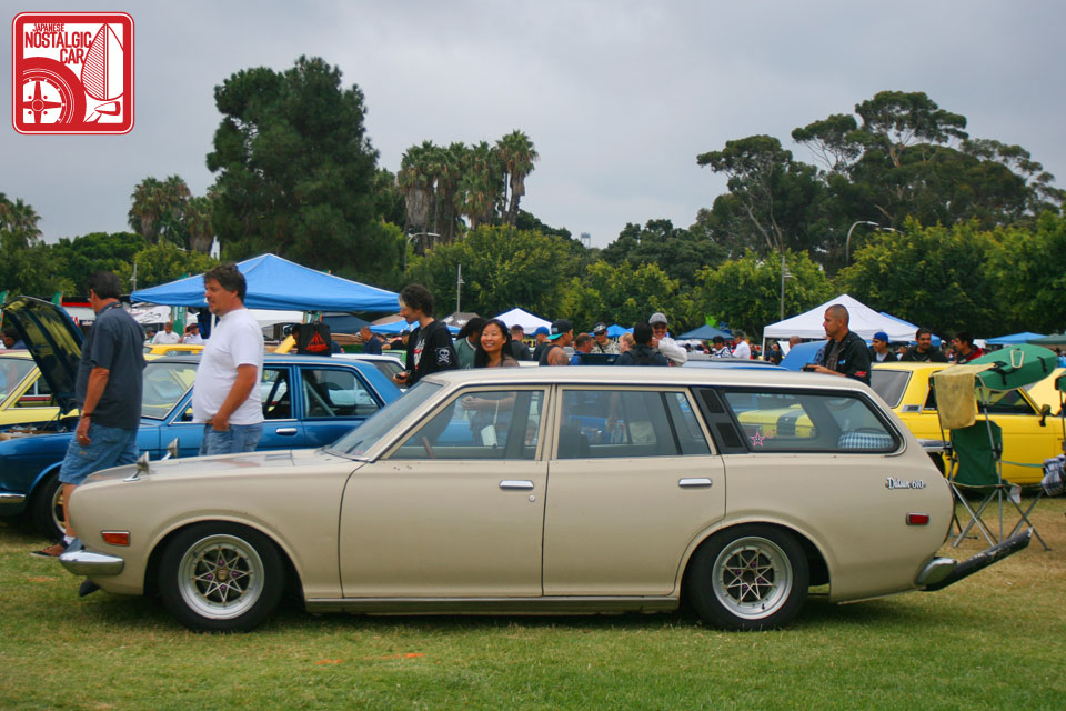 EVENTS: 2011 Japanese Classic Car Show Part 05, Wagons and Trucks ...