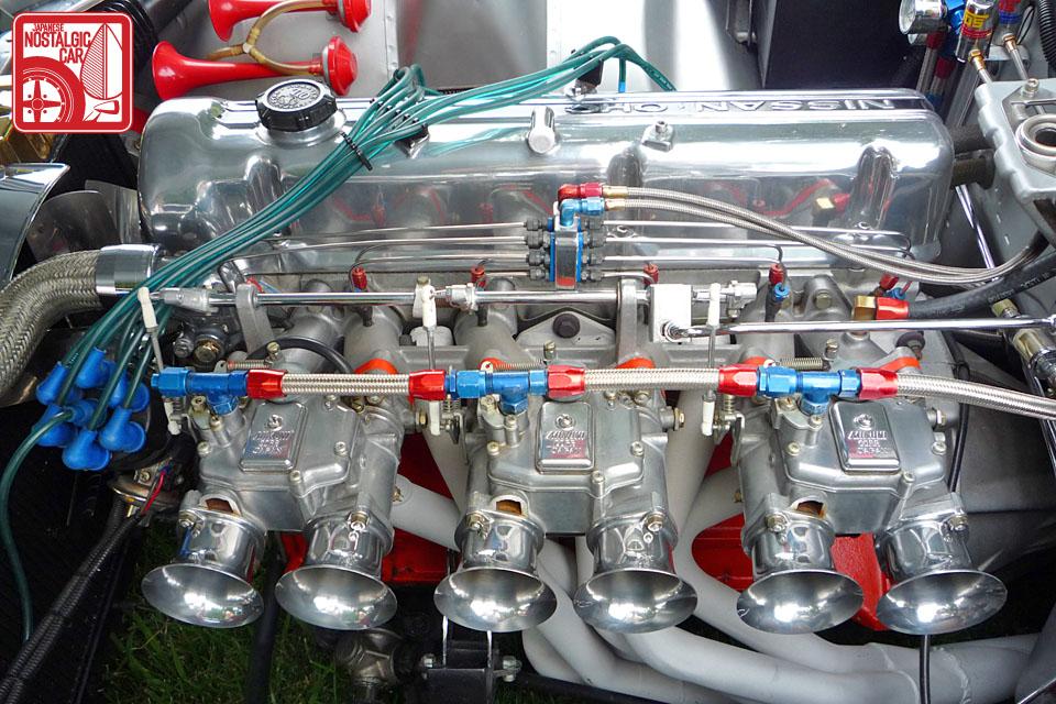 Datsun L28 Engine Act