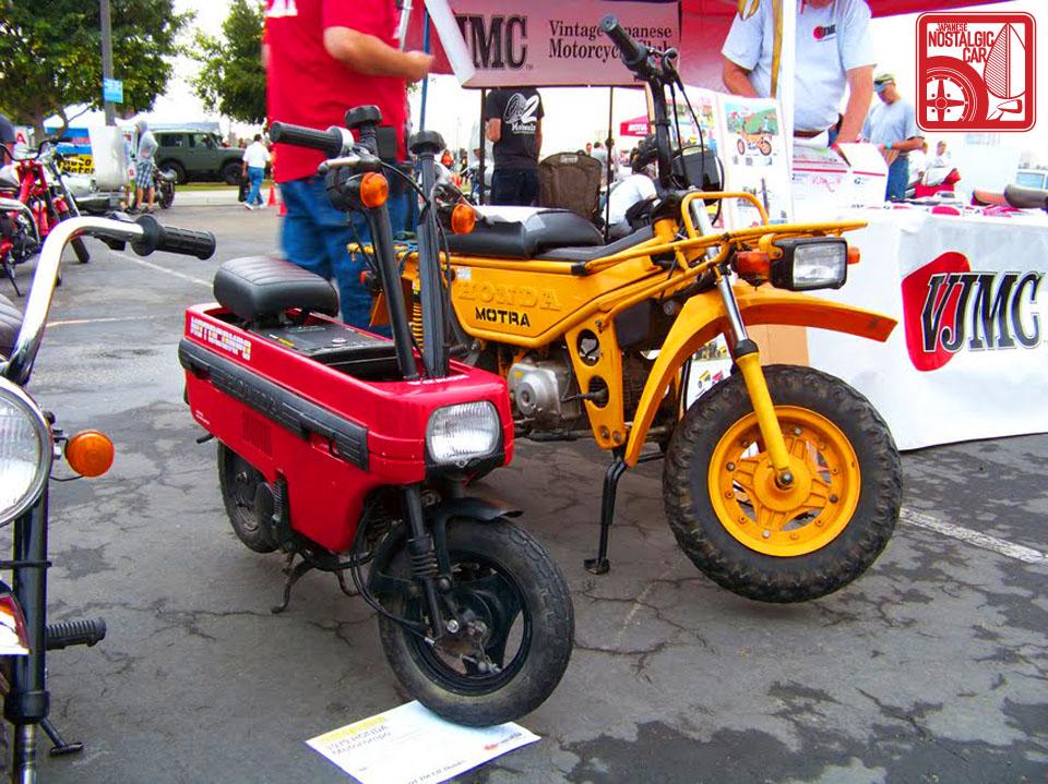 Honda Motra The Heavy Duty Bike Soul94rage