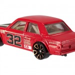 Hot Wheels Datsun Bluebird 510 - red Faster than Ever 03