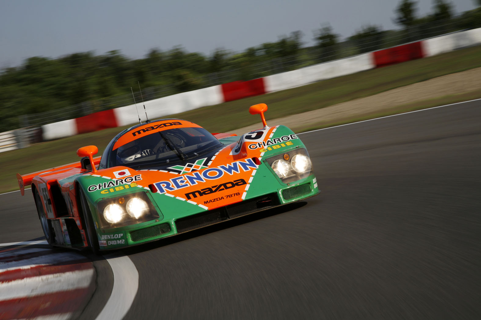 Friday Video: Mazda 787B at the 1991 24 Hours of Le Mans | Japanese