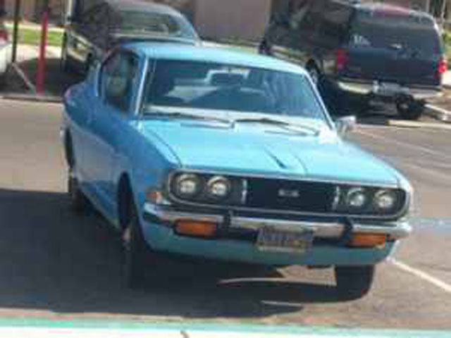 somebody buy this 1971 toyota corona rt90 coupe for 1200 japanese nostalgic car. Black Bedroom Furniture Sets. Home Design Ideas