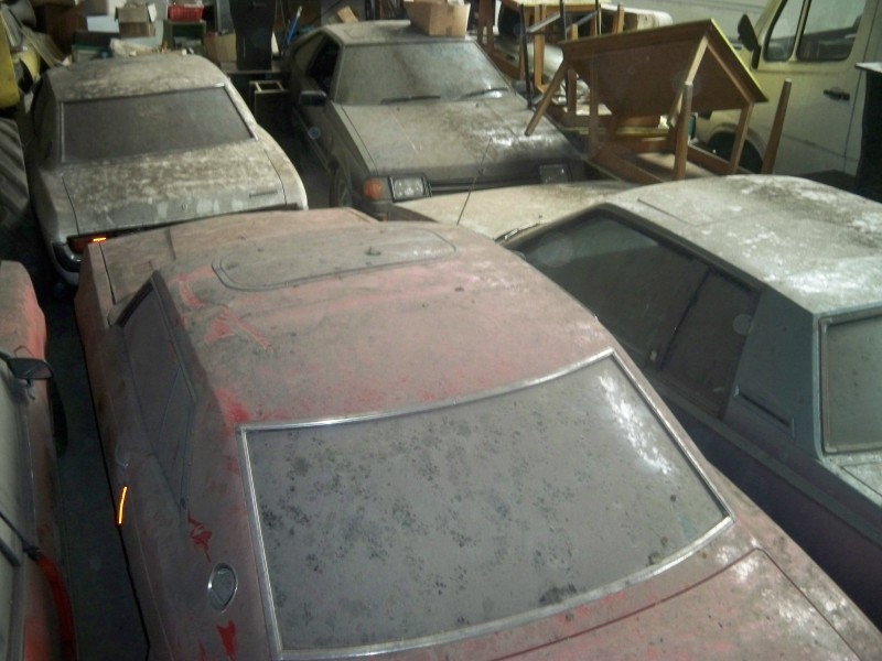 UK Barn Find unearths massive Toyota Celica collection and ...