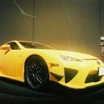2011 Tokyo Motor Show Lexus LFA 01