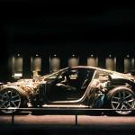 2011 Tokyo Motor Show Lexus LFA 02