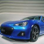 2011 Tokyo Motor Show Subaru BRZ 04