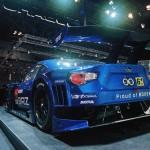 2011 Tokyo Motor Show Subaru BRZ GT300 02
