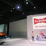 2011 Tokyo Motor Show Toyota 86