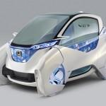 Honda Micro Commuter Concept 2011 Tokyo Motor Show