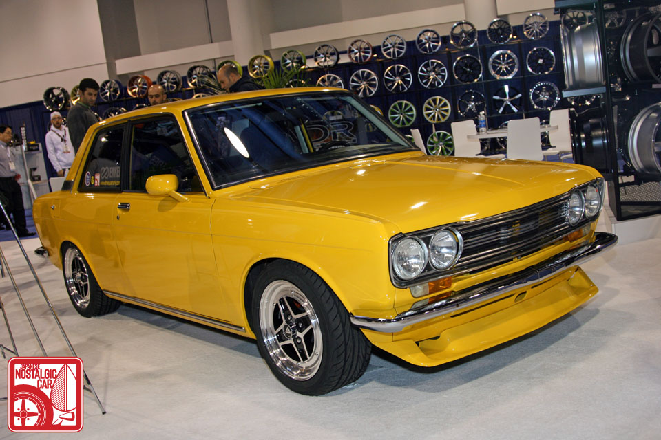 SEMA 2011 Part 01: Old School Modified | Japanese Nostalgic Car