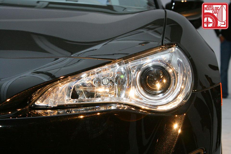BRZ Headlights in an FR S