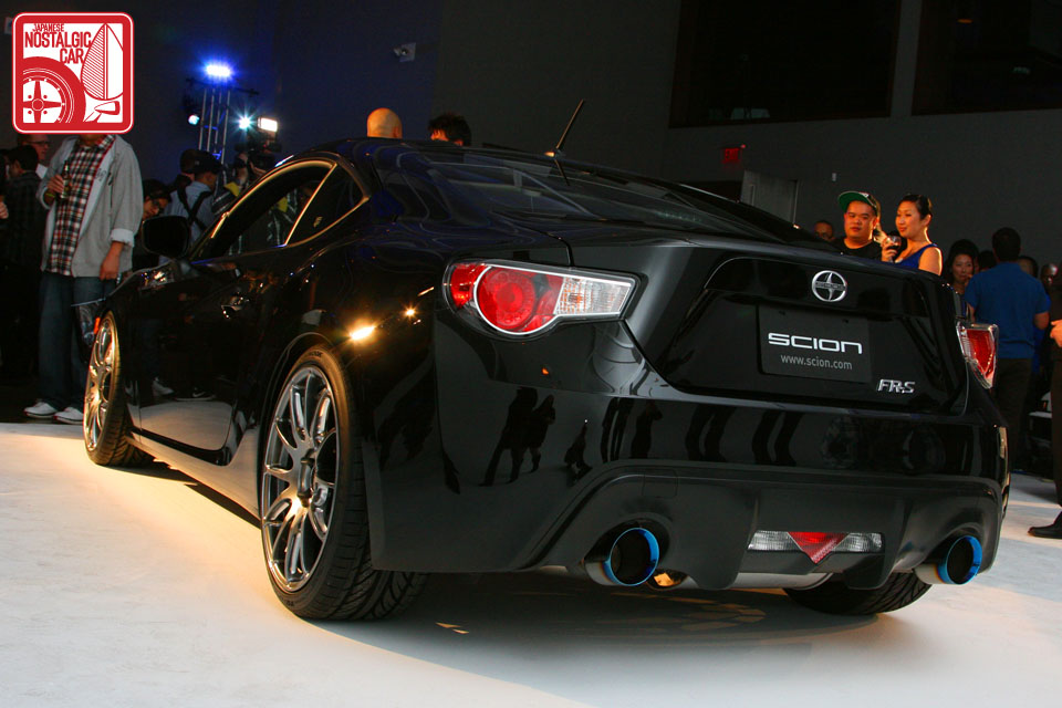 This Is The New Scion Fr S Japanese Nostalgic Car