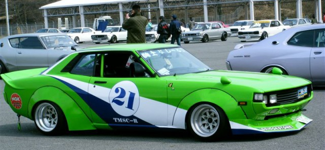Toyota Celica bosozoku