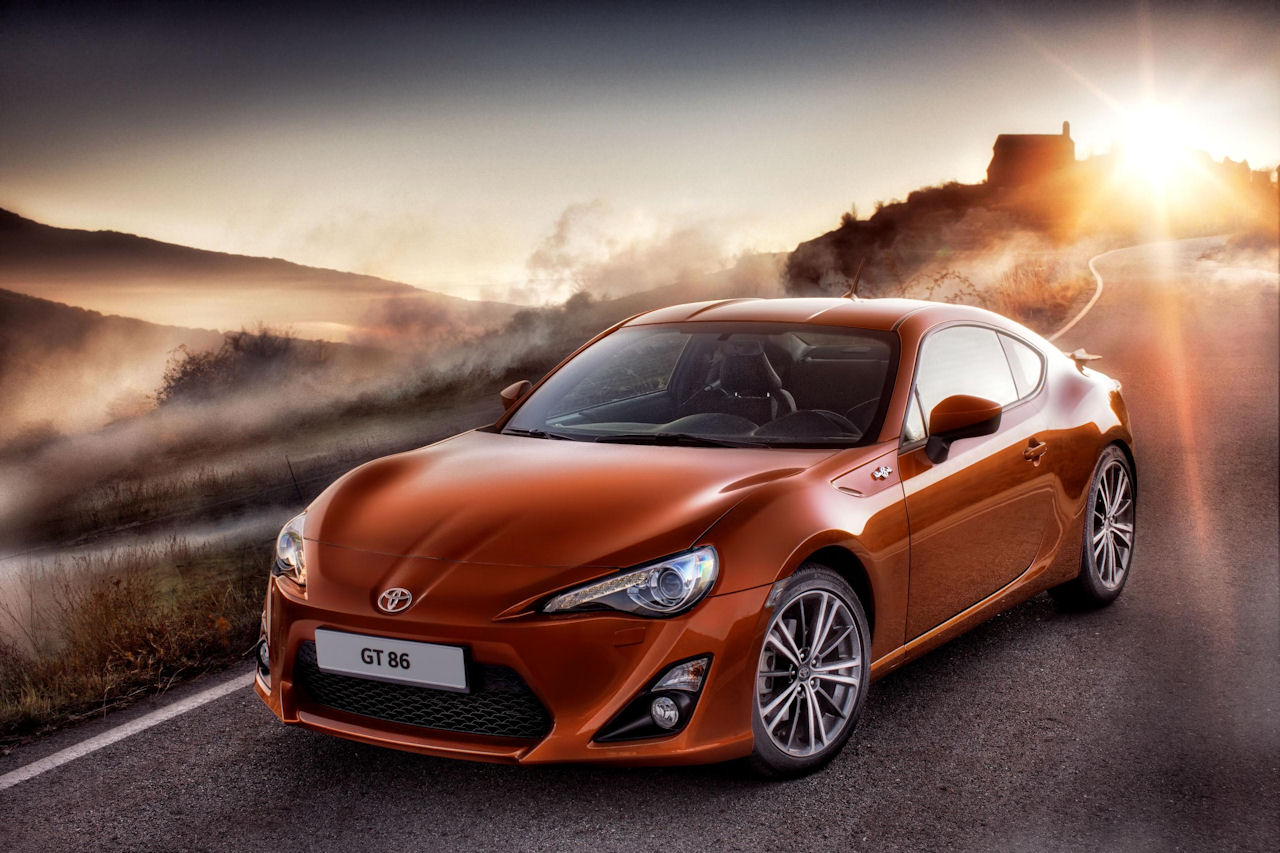 Toyota Gt 86 Ft 86 | 2017 - 2018 Best Cars Reviews