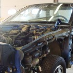 1986 Subaru XT Turbo Alcyone restoration  01
