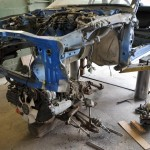 1986 Subaru XT Turbo Alcyone restoration  03