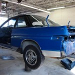 1986 Subaru XT Turbo Alcyone restoration  17