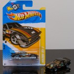 Hot Wheels 2012 First Edition Mazda RX-7