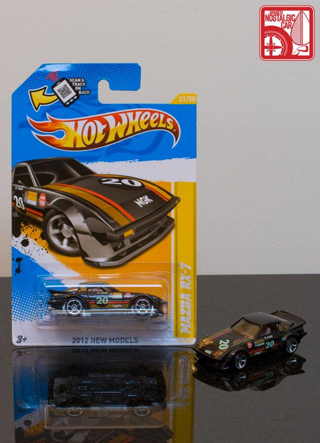 2011 - Hot Wheels Cars 2012