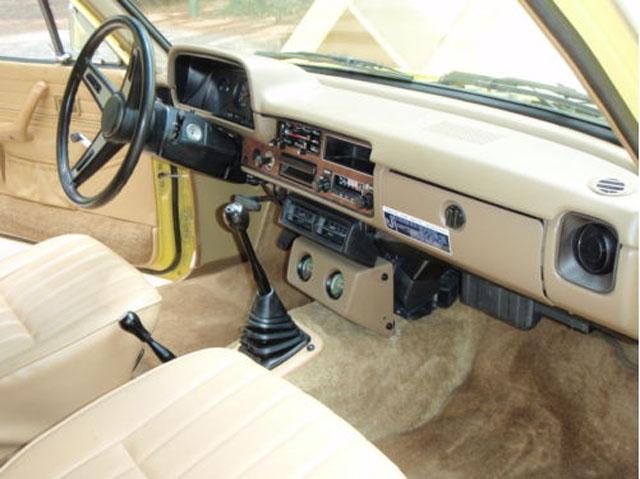 kidney anyone frame off restored 1981 toyota hilux trekker japanese nostalgic car