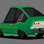 Superdeformed Datsun B210 Nissan Sunny Excellent