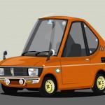 Superdeformed Suzuki Fronte Coupe