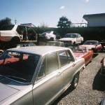 Aichi Junkyard - Skyline, Fairlady Z, Roadster