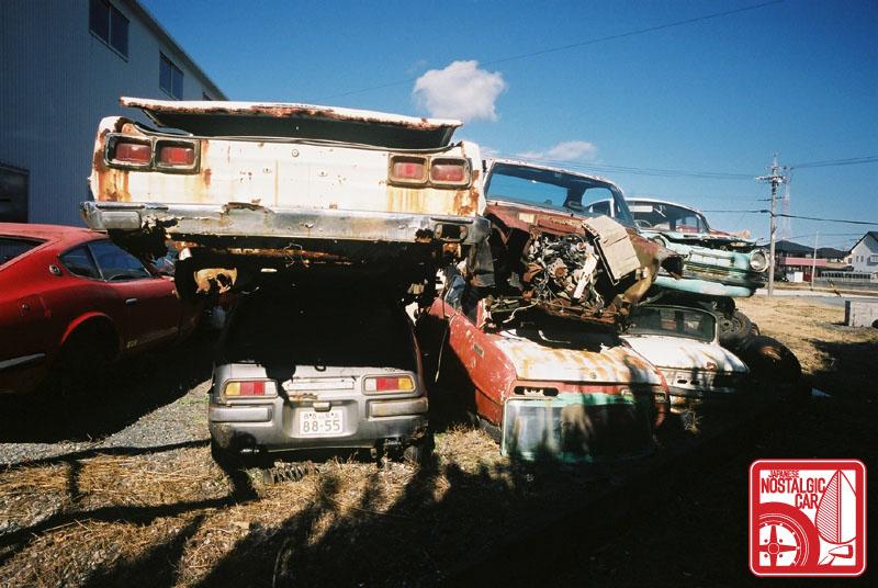 Grand Touring: Forgotten steel tempts rust in Aichi ...