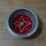 Star Shark ashtray