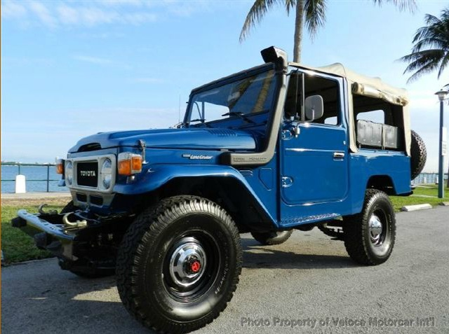 Kidney Anyone 1984 Toyota Fj43 Land Cruiser For Nearly