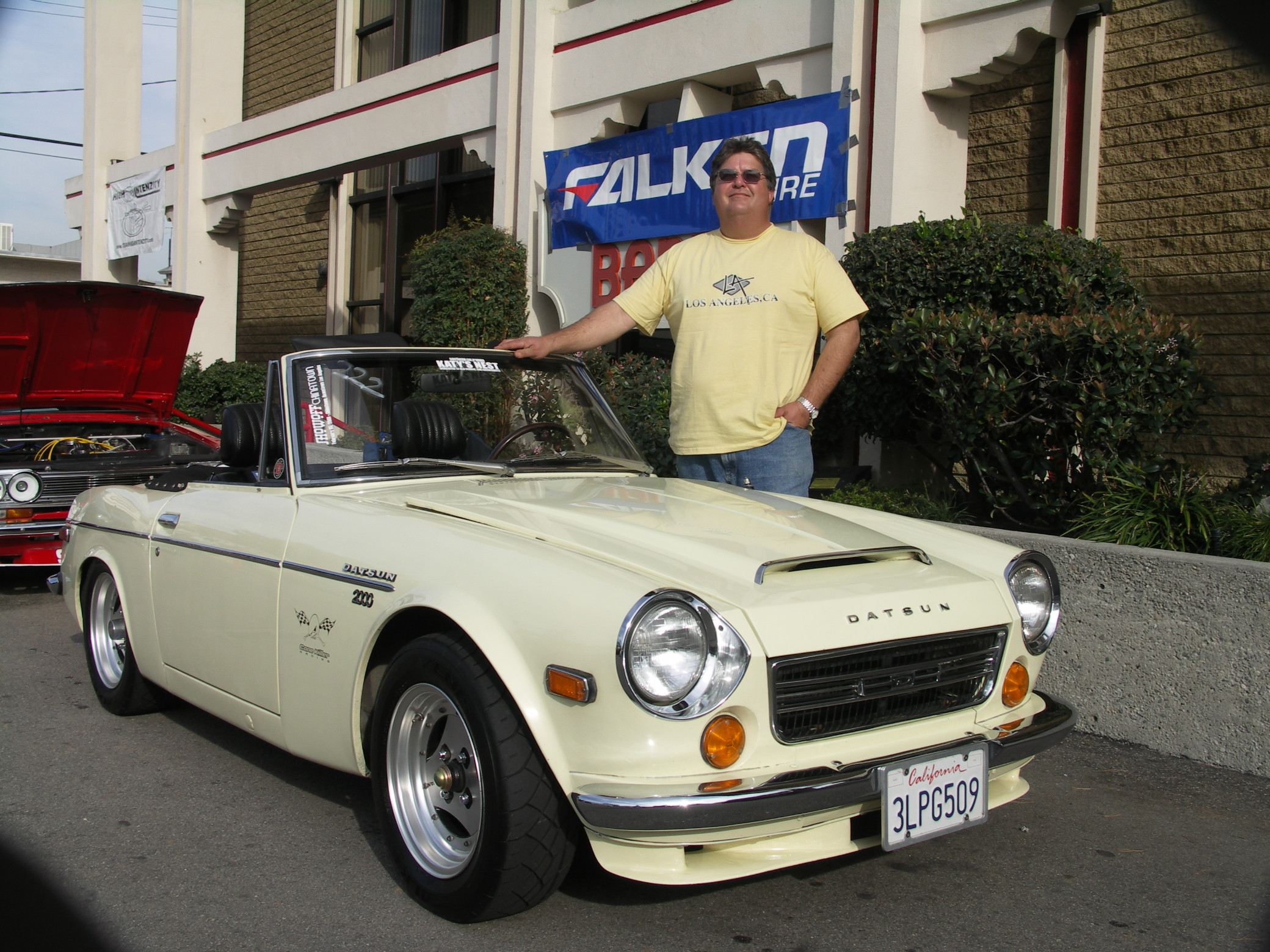 Donate $100 for a chance to own Victor Laury's 1970 Datsun ...