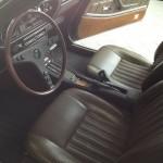 1974 Toyota Celica ST int
